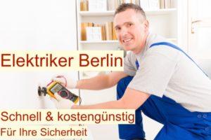 24h Elektro Notdienst Berlin