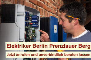 Elektriker Berlin Prenzlauer Berg