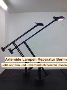 Artemide Tizio reparieren  Berlin