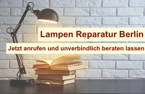 Lampen Reparatur Berlin